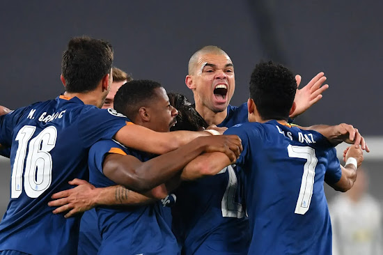 Juventus vs. Porto score: cristiano Ronaldo and Juve crash out of Champions League once again in thrilling two leg draw