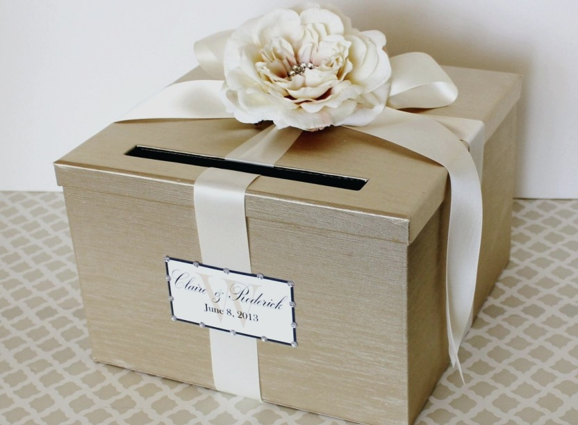 Wedding Reception Gift Card And Money Box Driveeapusedmotorhome