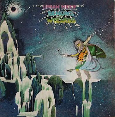 Uriah Heep – Demons And Wizards 1972