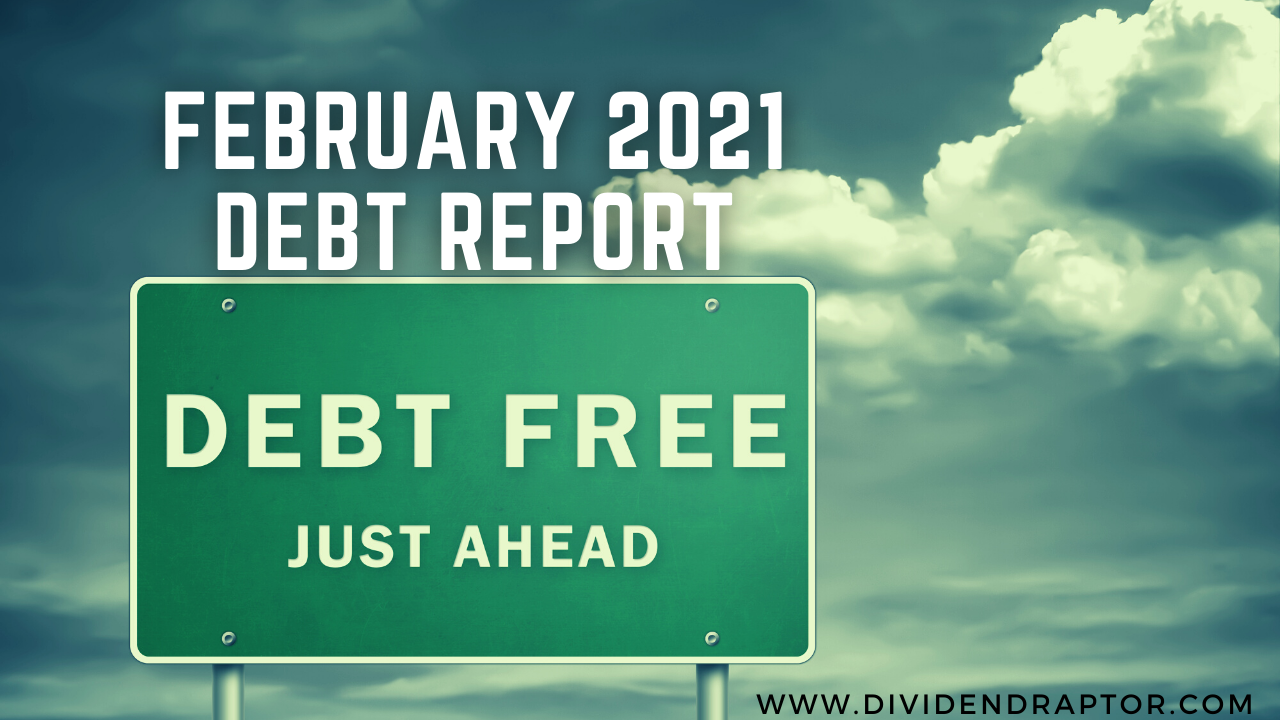 Image of February 2021 Debt Report | Divi Monopoly