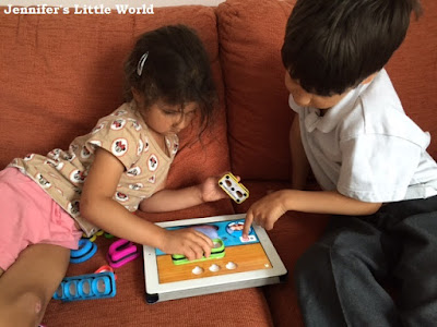 Review - Tiggly smart learning products, Math and Words