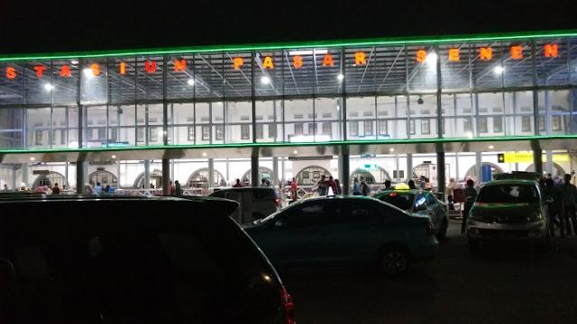Stasiun Pasar Senen