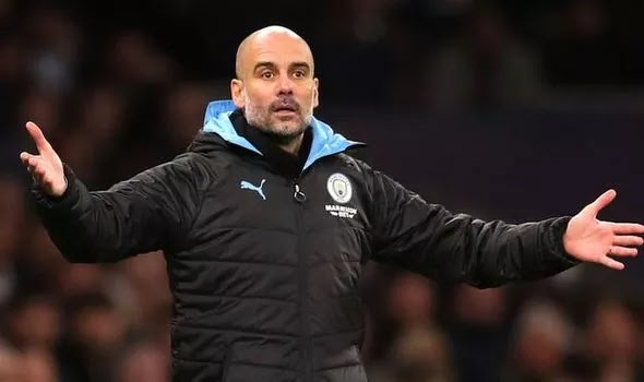 Pep Guardiola locks Man City players in dressing room after Tottenham defeat