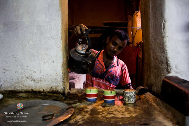 Famous Tea of Favourite Cabin in Kolkata