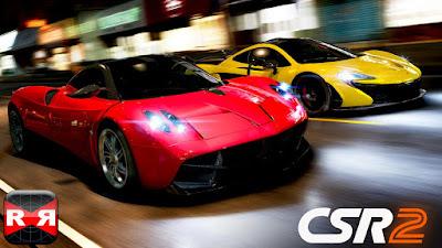 CSR Racing 2 online trick