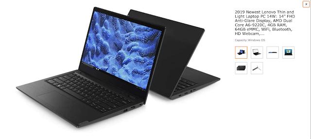 Low-end laptops