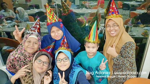 Malam Tahun Baru 2018 Bersama Keluarga ::::: Alhamdulillah