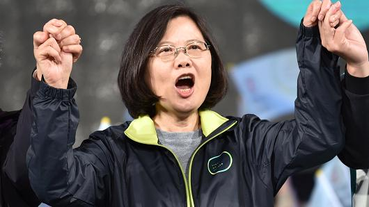 The New President Of Taiwan Sounds Familiar; Could She Be Taiwan's Answer To Duterte?
