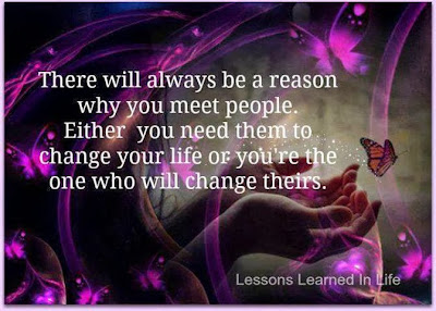 There will always be a reason...