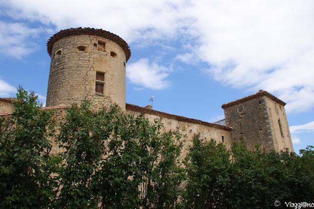 Il Castello di Hautpoul a Rennes le Chateau