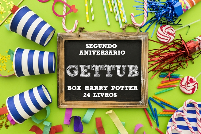 Promoção: Segundo Aniversário do Gettub