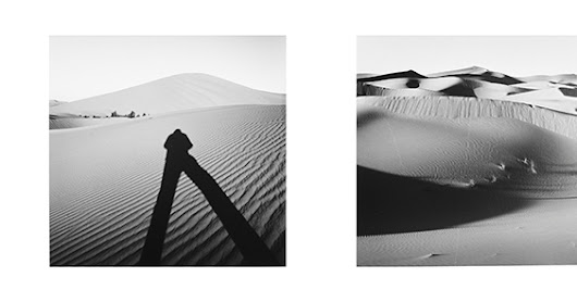 Marocco B&W photo