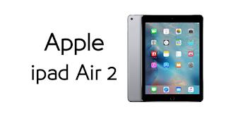 جهاز Apple ipad Air 2