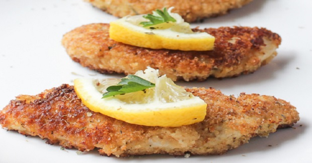 Italian Lemon Chicken Recipe
