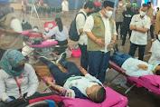 Renger 22 Berkolaborasi Dengan FKDM Jakarta Barat Adakan Giat Sosial Donor Darah