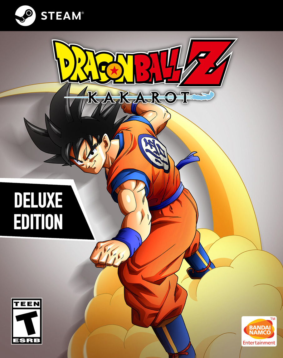 Descargar Dragon Ball Z Kakarot PC Cover Caratula