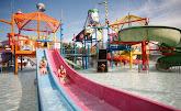 jangan lupa luangkan waktu Anda untuk bermain bersama keluarga di Wild Wild Wet - Water Theme Park Terbesar di Singapura