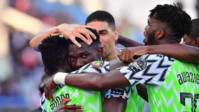 AFCON 2019: Omeruo sends Super Eagles through to Round of 16