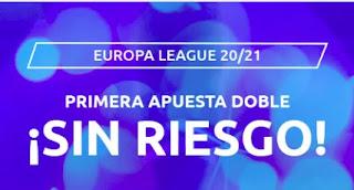 Mondobets promo Europa League 19-25 febrero 2021
