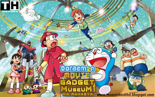 Doraemon The Movie Gadget Museum Ka Rahasya In HINDI Full Movie 720p HD Free Download