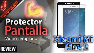 El Mejor Protector de Pantalla para Xiaomi Mi Max 2
