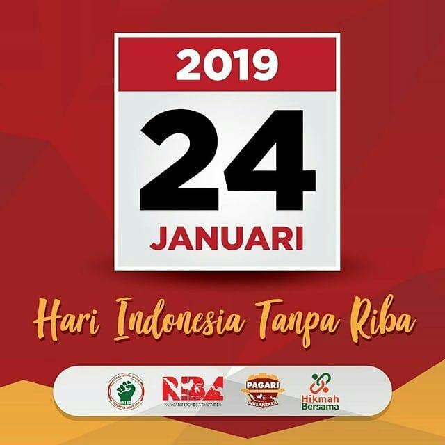 Yang setuju agar INDONESIA SEJAHTERA TANPA RIBA dan ingin berkontribusi agar acara #2ndHITRIBA sukses terselenggaran bisa mengisi form http://bit.ly/2ndHITRIBA