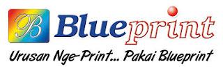 Produk Stationery aksesoris printing BLUEPRINT bisa Order di www.alattulis.co.id