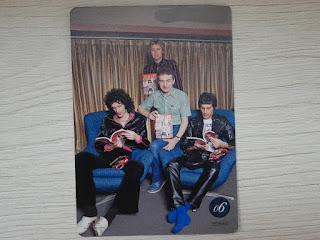 クイーン トレーディングカード No.6