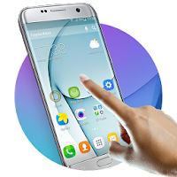 Next S7 Edge Style Launcher Apk free Download for Android