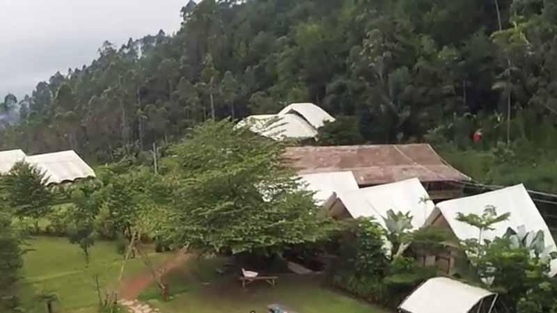 Tempat Camping di Ciwidey