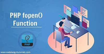 PHP fopen() Function