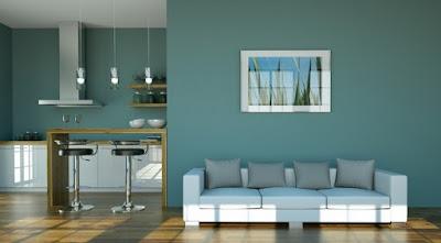 Gunakan Warna Teal untuk Interior Rumah
