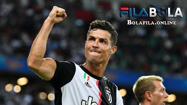 Cristiano Ronaldo Sempat Tertarik untuk Tinggalkan Juventus untuk PSG