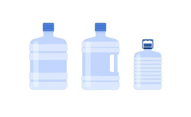 ukuran satu galon berapa liter