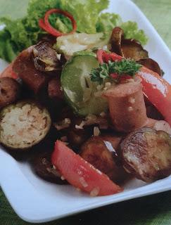 Gambar Resep Sosis Tumis Sayuran