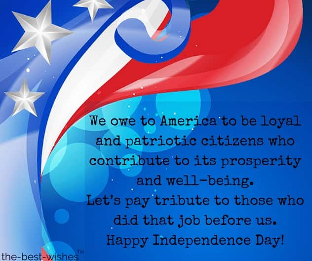 clever fourth of july sayings