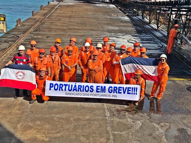 Desembargadora decreta ilegal e determina suspensão imediata da greve dos portuários de Areia Branca
