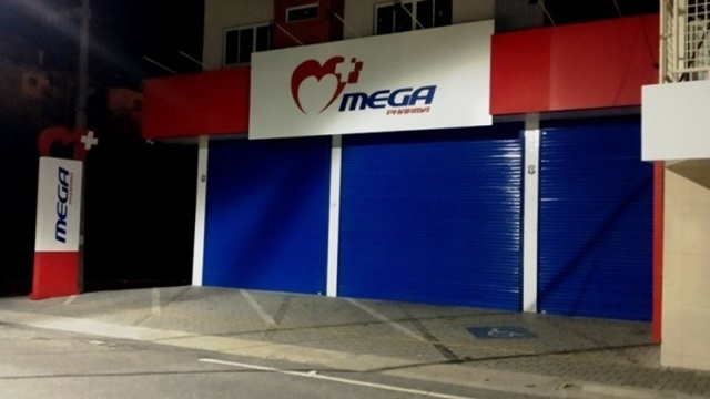 Bandidos assaltam farmácia na noite desta segunda-feira, dia 23 em Patos