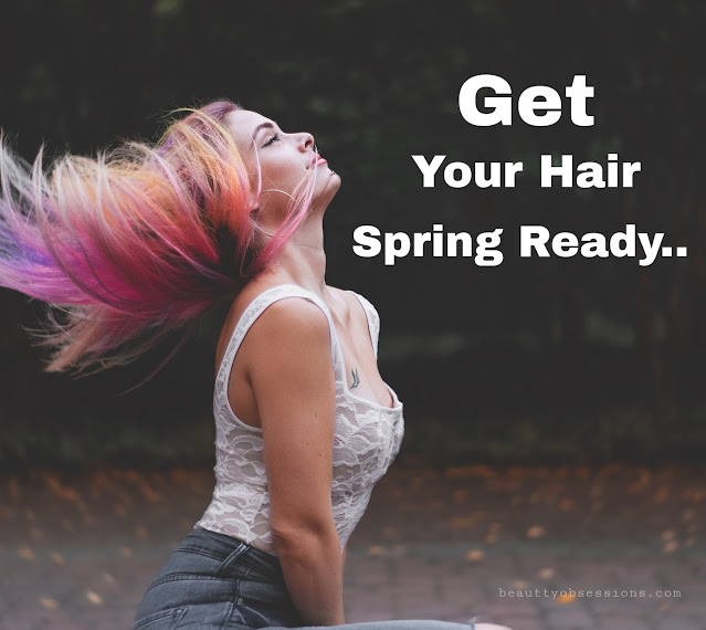 Get Your Hair Spring Ready