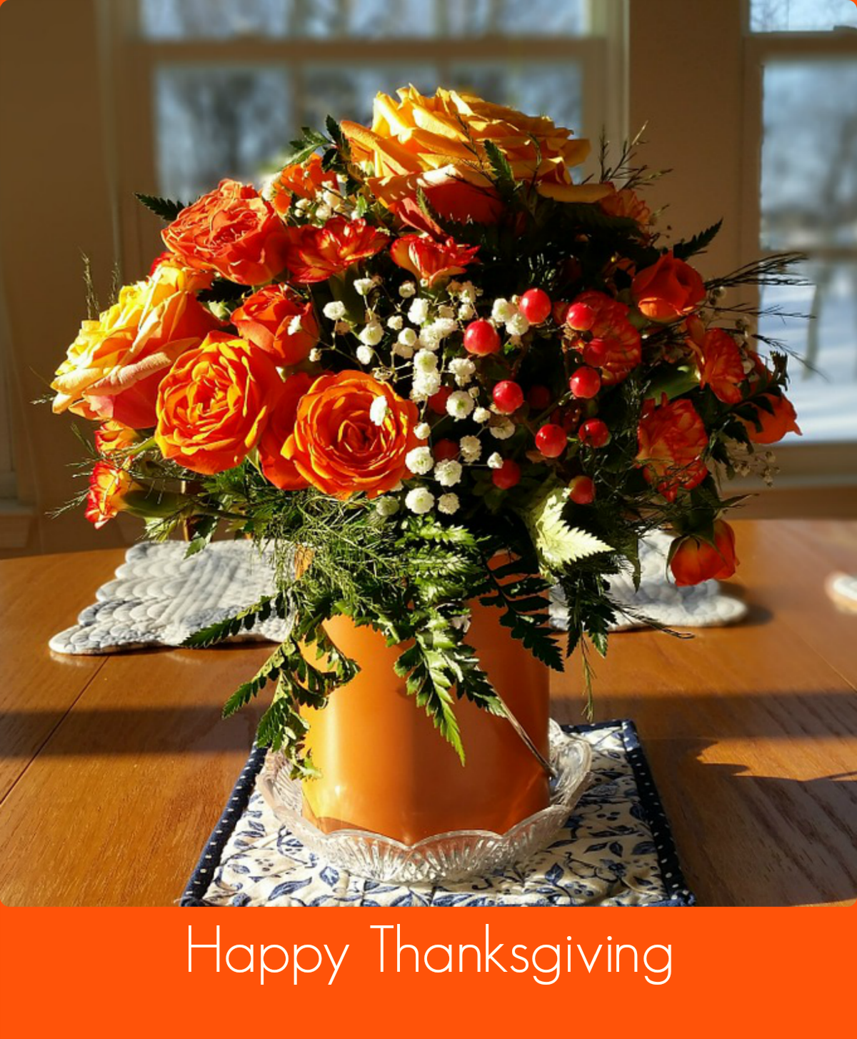 Happy Thanksgiving from the Wonderful Wednesday Blog Hop ...