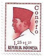 Selo Presidente Sukarno, Conefo