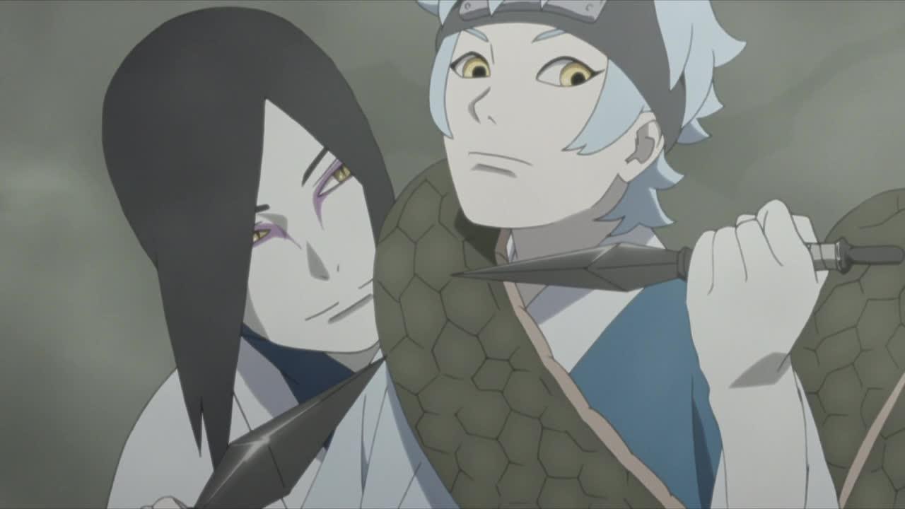 الحلقة 67 من أنمي بوروتو: ناروتو الجيل التالي Boruto: Naruto Next Generations مترجمة
