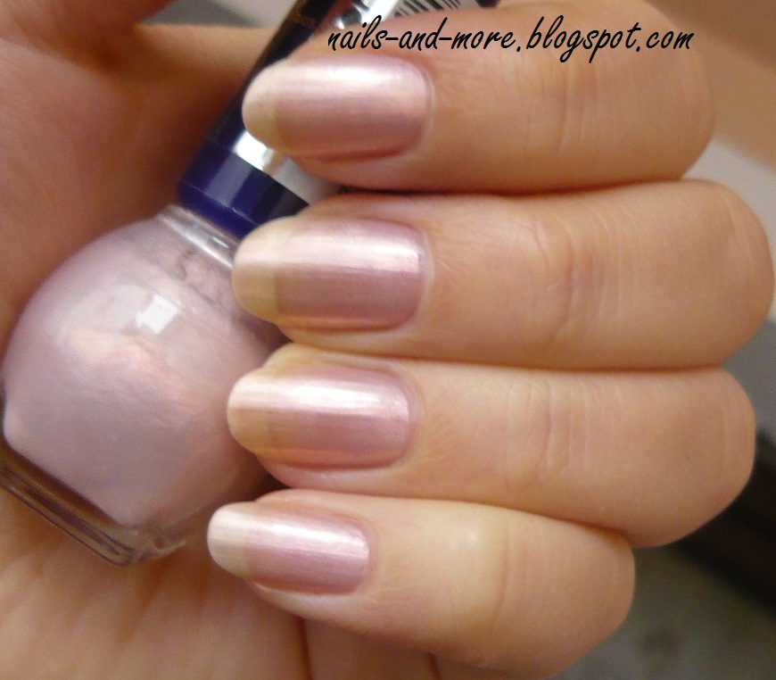 Girl stuff: Miss Sporty - 120 in Pearly Pink