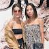 Camila Coelho & Aimee Song marcam presença na Front Row do desfile da Christian Dior na Semana de Moda de Paris como parte da Alta Costura Outono / Inverno 2017-2018 em Paris, França – 03/07/2017