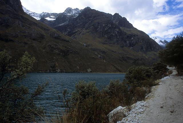 Laguna Jatuncocha en el Parque Yasuní