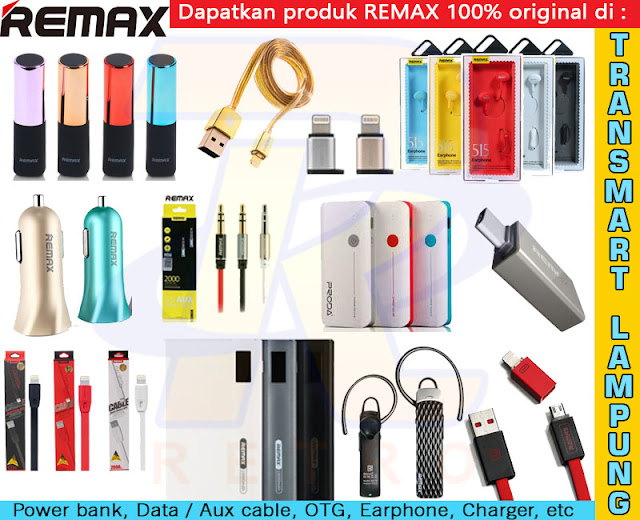 remax on transmart lampung