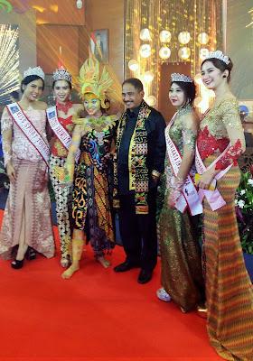 pewarta wisata menjadi bagian dari duta pariwisata indonesia