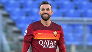 Real Madrid loaned striker Borja Mayoral delighted with his Roma first Serie A goal