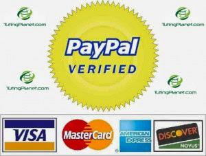 Make A verified PayPal account