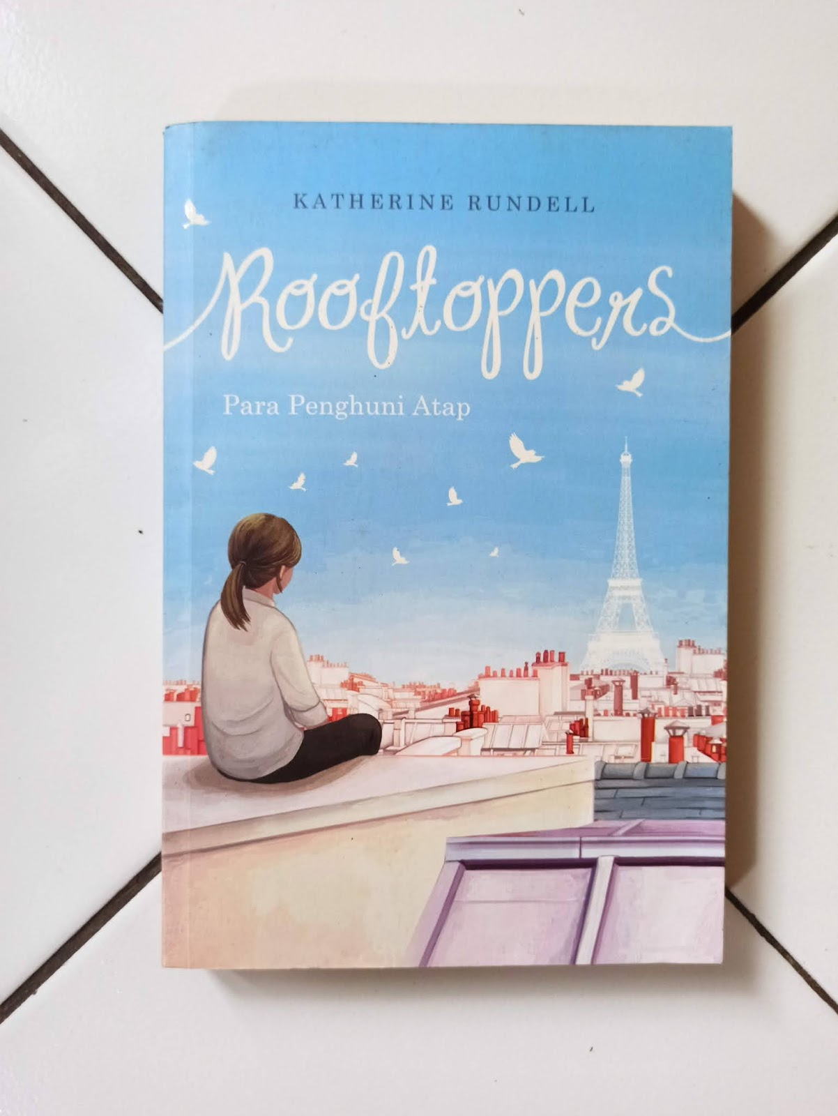 Novel Rooftoppers